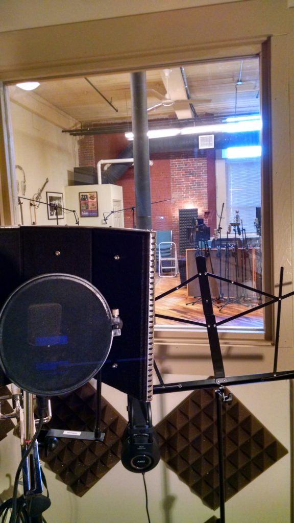 Recording studio in Manchester NH